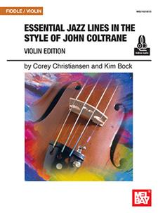 Essential Jazz Lines in the Style of John Coltrane, Violin