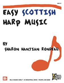 Easy Scottish Harp Music