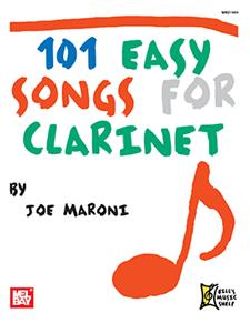 101 Easy Songs for Clarinet