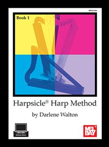 Harpsicle Harp Method, Book 1