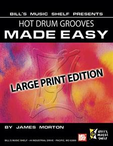 Hot Drum Grooves Made Easy