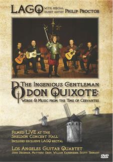 LAGQ: The Ingenious Gentleman Don Quixote