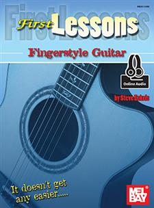 First Lessons Fingerstyle Guitar