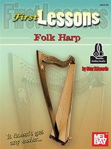 First Lessons Folk Harp