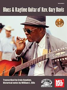 Blues & Ragtime Guitar of Rev. Gary Davis