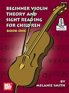 Beginner Violin Theory and Sight Reading for Children, Book One