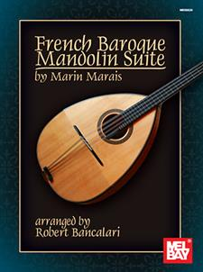 French Baroque Mandolin Suite