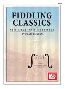 Fiddling Classics for Solo and Ensemble - Violins 1 and 2