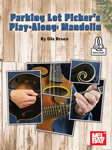 Parking Lot Picker's Play-Along: Mandolin