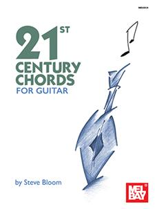 21st Century Chords for Guitar