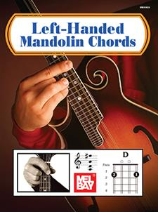 Left-Handed Mandolin Chords