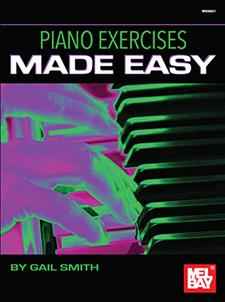 Piano Exercises Made Easy