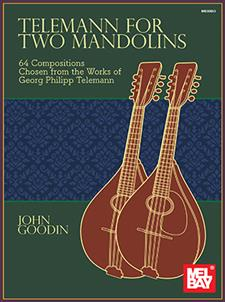Telemann for Two Mandolins