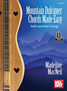 Mountain Dulcimer Chords Made Easy