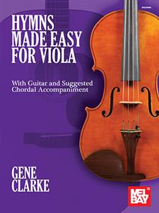 Hymns Made Easy for Viola