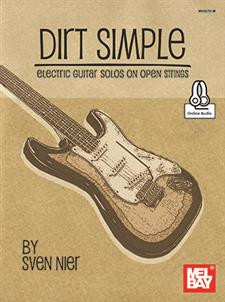 Dirt Simple Electric Guitar Solos on Open Strings