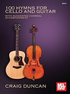 100 Hymns for Cello and Guitar