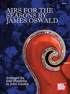 Airs for the Seasons by James Oswald