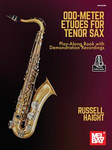 Odd-Meter Etudes for Tenor Sax