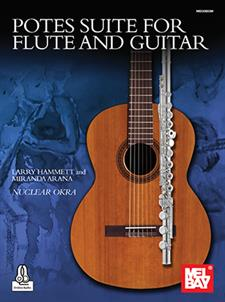 Potes Suite for Flute and Guitar