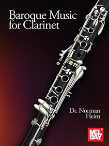 Baroque Music for Clarinet