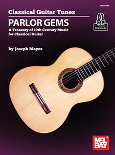Classical Guitar Tunes - Parlor Gems