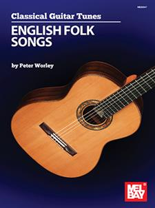 Classical Guitar Tunes - English Folk Songs