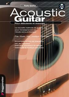 Acoustic Guitar, French Edition