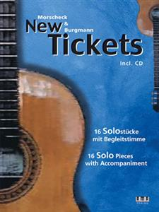 New Tickets - 16 Solo Pieces with Accompaniment