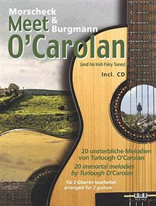 Meet O'Carolan (and His Irish Fairy Tunes)