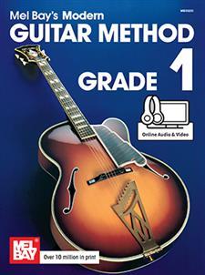 Modern Guitar Method Grade 1 eBook + Online Audio/Video ...