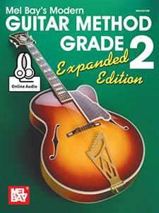 Modern Guitar Method Grade 2, Expanded Edition