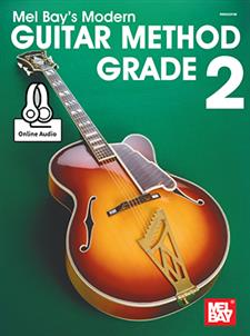 Modern Guitar Method Grade 2