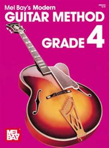 Modern Guitar Method Grade 4