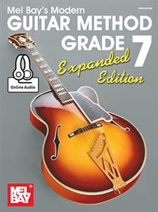 Modern Guitar Method Grade 7. Expanded Edition