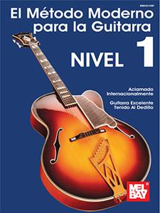 Modern Guitar Method Grade 1, Spanish Edition