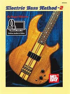 Electric Bass Method Volume 2