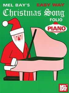 Easy Way Christmas Song Folio Piano