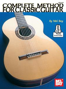 Complete Method for Classic Guitar