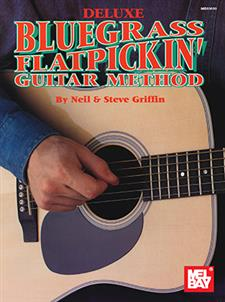 Deluxe Bluegrass Flatpickin' Guitar Method