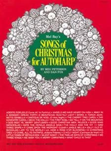 Songs of Christmas for Autoharp