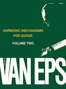 George Van Eps Harmonic Mechanisms for Guitar, Volume 2