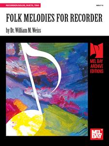 Folk Melodies for Recorder