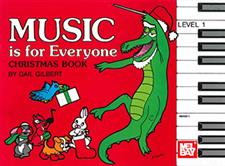 Music is for Everyone Christmas Book Level 1
