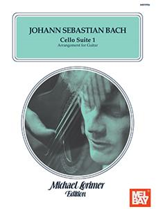 Johann Sebastian Bach  - Cello Suite 1