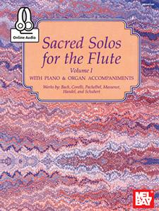 Sacred Solos for the Flute Volume 1