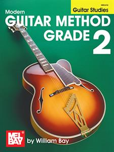 Modern Guitar Method Grade 2: Guitar Studies