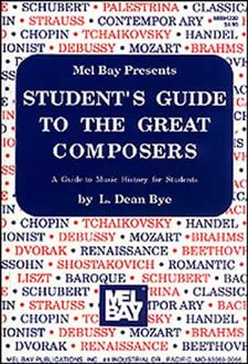 Student's Guide to the Great Composers