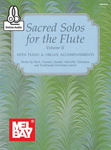 Sacred Solos for the Flute Volume 2