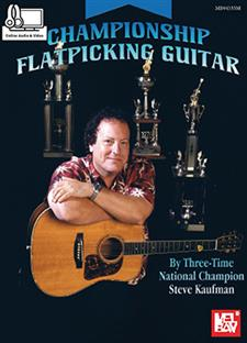 Championship Flatpicking Guitar
